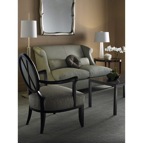 Baker Furniture - Oval X-Back Chair - 471