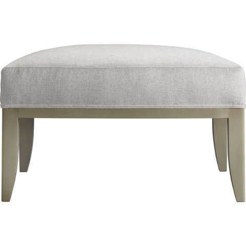 Baker Furniture - Rectangular Ottoman - 471O