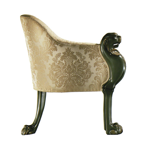 Baker Furniture - Regency Tub Chair - 5050