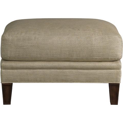 Baker Furniture - Churchill Ottoman - 6121O
