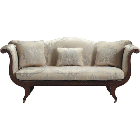 Baker Furniture - Port Eliot Sofa - 6535S