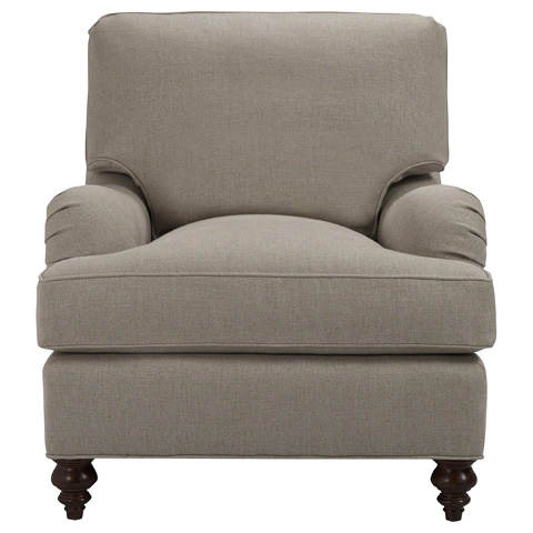 Baker Furniture - Bishop Chair - 6601C