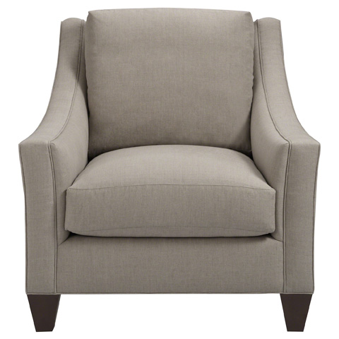 Baker Furniture - Malory Chair - 6604C