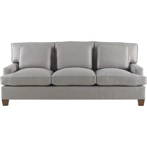 Image of Loose Back Three Cushion Sofa