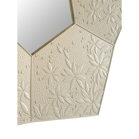 Baker Furniture - Quintette Mirror - 8615