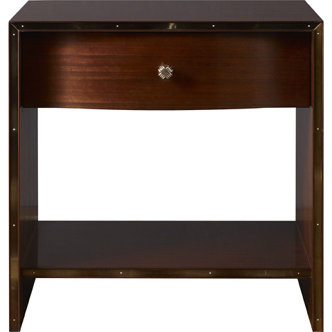 Baker Furniture - Deseo Bedside Table - 9110