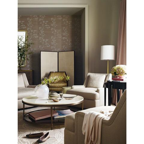Baker Furniture - Statuette Floor Lamp - BB201