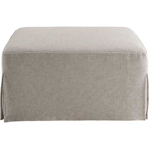 Baker Furniture - Tiburon Ottoman - 6724O
