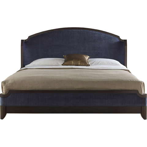 Baker Furniture - Arabesque Queen Bed - 9120Q