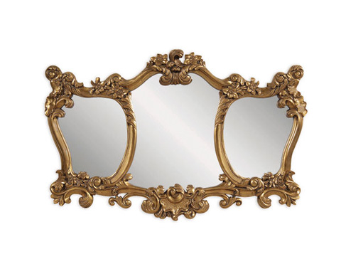 Bassett Mirror Company - Donatella Wall Mirror - M3170