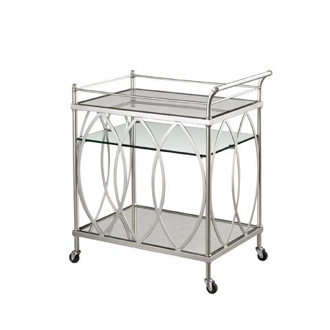 Bassett Mirror Company - Vanesta Bar Cart - 3182-471