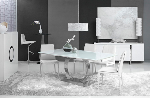 Bellini Imports - Daisy Dining Chair - DAISY