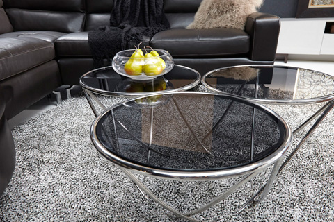 Bellini Imports - Demi Coffee Table - DEMI