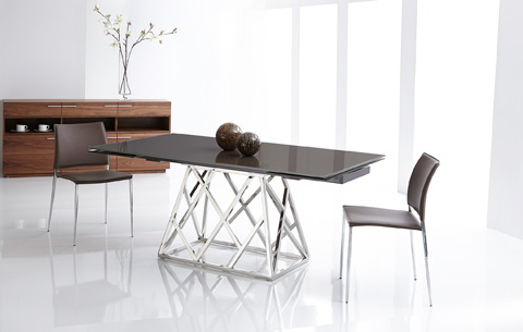 Bellini Imports - Ice Dining Chair - ICE