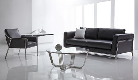 Bellini Imports - Perch Sofa - PERCH-74