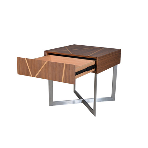 Bellini Imports - Shadow End Table - SHADOW-22