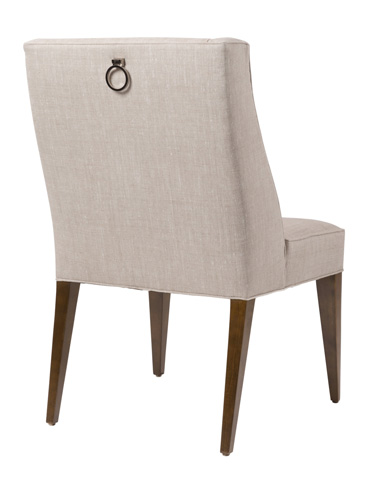 Belle Meade Signature - Allie Modern Wing Dining Chair - 4086