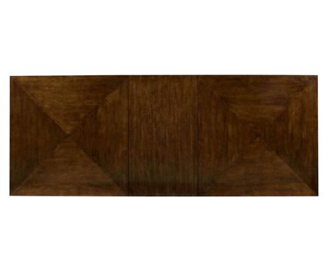 Belle Meade Signature - Sutton Modern Trestle Dining Table - 4059