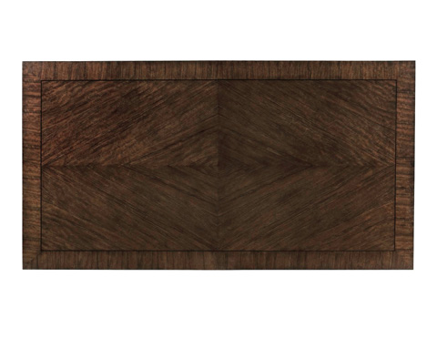 Belle Meade Signature - Audrey Hollywood Regency Dining Table - 6034