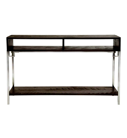 Belle Meade Signature - Quinn Contemporary Reclaimed Console Table - 7019ST