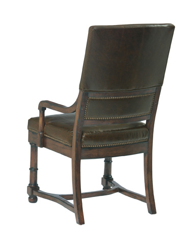 Bernhardt - Upholstered Dining Arm Chair - 322-542