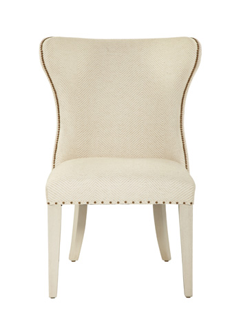 Bernhardt - Salon Upholstered Wing Dining Chair - 341-541