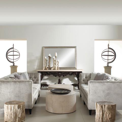 Bernhardt - Mactan Round Cocktail Table - 320-015M