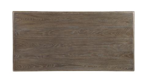Bernhardt - Belgian Oak Gathering Table - 337-952