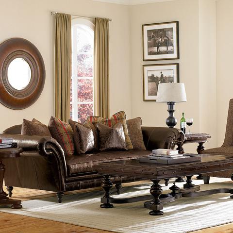 Bernhardt - Marquis Chairside Table - 437-123