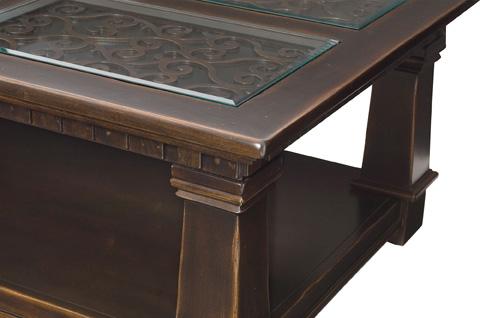 Bernhardt - Triton Square End Table - 348-112