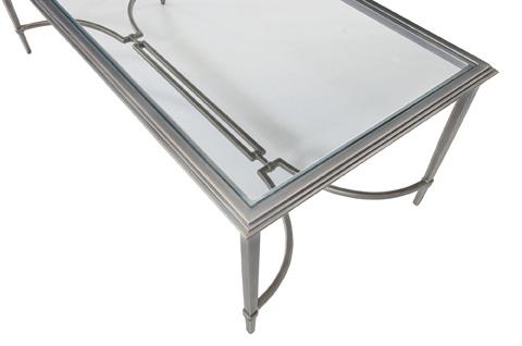 Bernhardt - Newland Metal Cocktail Table - 461-021