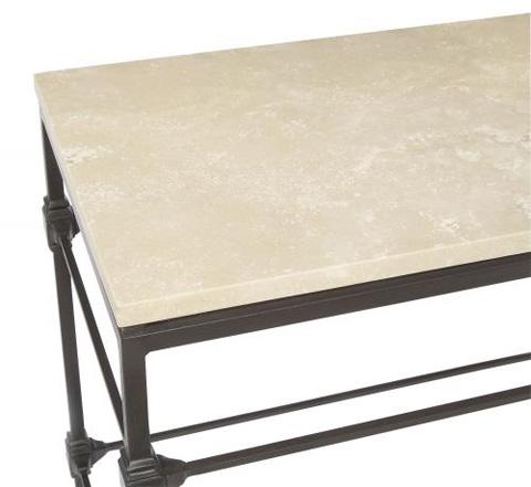 Bernhardt - Ellsworth Metal Console Table - 424-916S/916