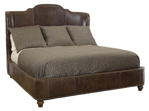 Bernhardt - Antiquarian Upholstered Bed - 365-H66-FR66