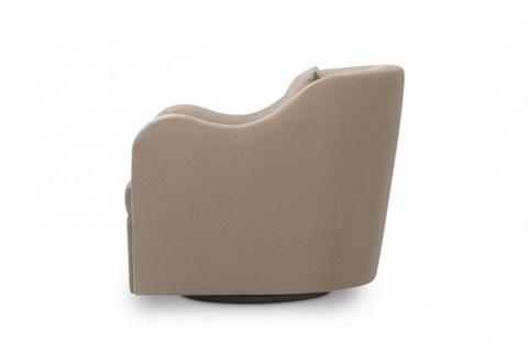 Bolier & Company - Kinkou Lounge Chair with Swivel Base - 142008