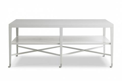 Bolier & Company - Rosenau Rectangular Coffee Table - 53014