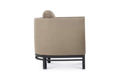 Bolier & Company - Domicile Curved Back Lounge Chair - 62035