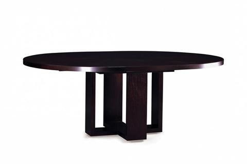 Bolier & Company - Kata Round Dining Table - 85007