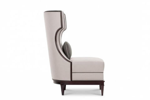 Bolier & Company - Modern Luxury Demi Wing Chair - 92006