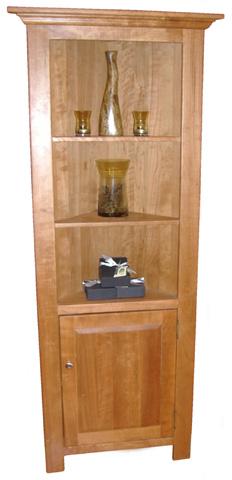 Borkholder Furniture - Corner Cupboard - 16-1004XXX