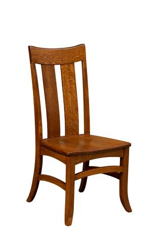 Borkholder Furniture - Galveston Side Chair - 20-9016SCX