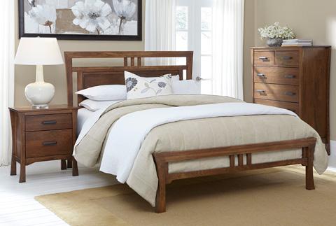 Borkholder Furniture - Lansing Two Drawer Nightstand - 43-1601XXX
