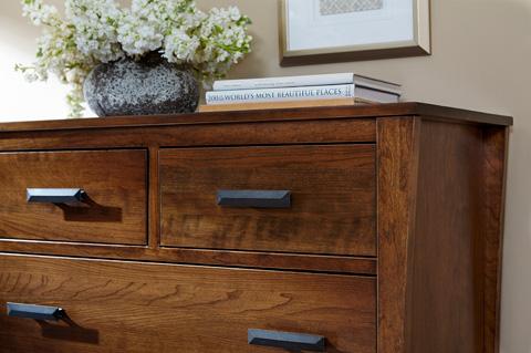 Borkholder Furniture - Lansing Six Drawer Chest - 43-1801XXX