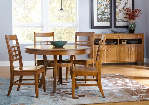 Borkholder Furniture - Sunset Hills Sideboard - 47-1101XXX