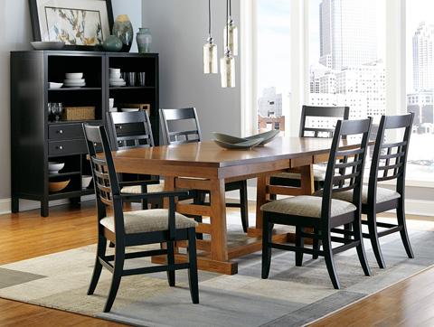 Borkholder Furniture - Sunset Hills Display Case - 47-1102XXX