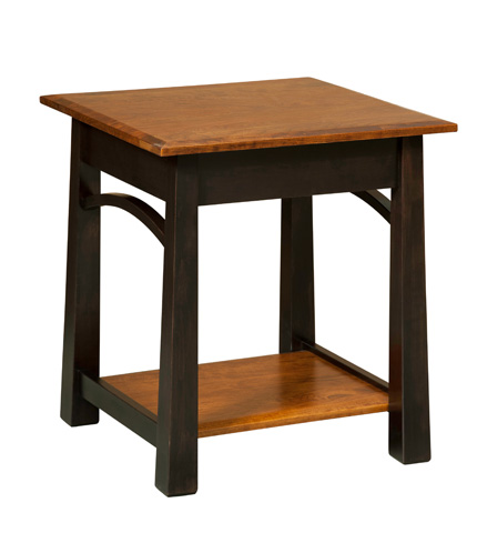 Borkholder Furniture - Madison End Table - NC-2502XXX