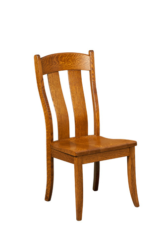 Borkholder Furniture - Austin Side Chair - NC-9002SCX