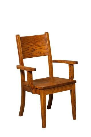 Borkholder Furniture - Denver Arm Chair - NC-9012ACX