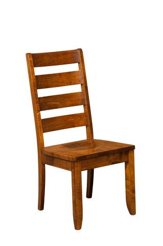 Borkholder Furniture - Dutch Ladder Side Chair - NC-9015SCX