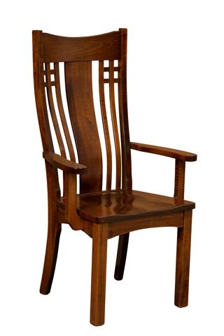 Borkholder Furniture - Larson Arm Chair - NC-9022ACX