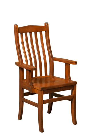 Borkholder Furniture - Lincoln Arm Chair - NC-9026ACX
